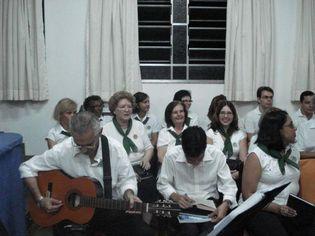 Foto de  Grupo Espírita da Aliança Espírita Evangelica enviada por Sintonia Fraterna em 13/10/2011