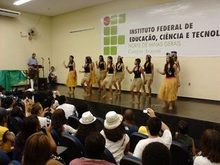 Foto de  Ifnmg Campus Araçuaí enviada por Fc em 21/01/2012