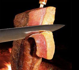 Foto de  Baby Beef Steakhouse - Extra Morumbi enviada por Apontador em 31/01/2014