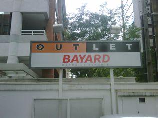 Foto de  Bayard Outlet enviada por Leonardo Andreucci em