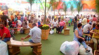 Foto de  Feira do Bordado de Ibitinga enviada por Vivian Silva em
