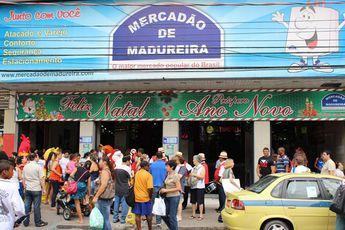 Foto de  Motocar Mercadão de Madureira - Madureira enviada por Apontador em 11/12/2013