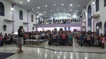 Foto de  Igreja do Evangelho Quadrangular enviada por Jeffferson Mateus em