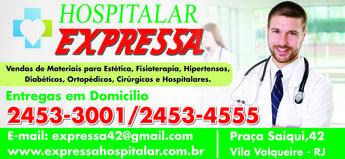 Foto de  Expressa Material Hospitalar - Realengo enviada por Expressa Material Hospitalar em