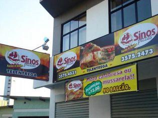 Foto de  Sinos Pizzas enviada por Gabriel Duarte em 14/12/2010