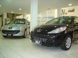 Foto de  Aquitaine Peugeot - Morumbi enviada por Darcio Oliveira em 22/07/2011