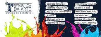 Foto de  República da Arte Curso de Desenho - Campo Grande enviada por República Da Arte Cursos De Desenho em