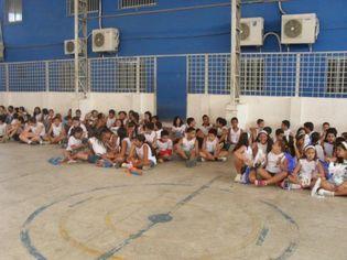 Foto de  Centro Educacional Professora Jovelina - Jardim Primavera enviada por Vitória Fernandes em