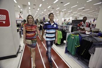 Foto de  Centauro - Salvador Shopping enviada por Gabriela Marotta em 17/09/2014
