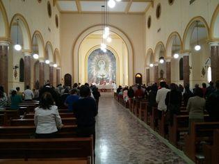 Foto de  Paroquia Nossa Senhora de Fatima do Imirim enviada por Rafael Siqueira em