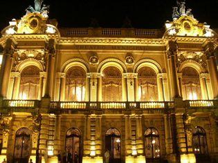 Foto de  Teatro Municipal de São Paulo enviada por Jaqueline em