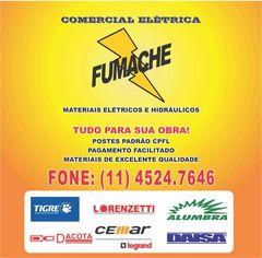 Foto de  Comercial Elétrica Fumache enviada por Cristina Tonicelli em