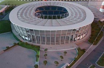 Foto de  Fonte Nova (Estádio) enviada por R. CAMPOS em