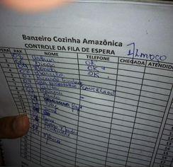 Foto de  Banzeiro enviada por Thalita Siqueira em 12/08/2012