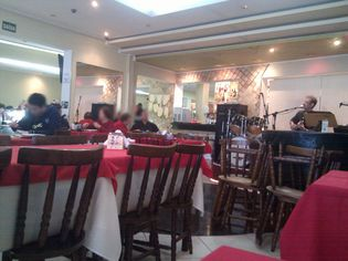 Foto de  Zio Vito Pizza Bar - Cambuci enviada por Eduardo M. Maçan em 04/10/2010