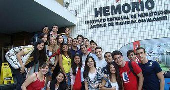 Foto de  Hemorio enviada por Ana Victorazzi em 13/01/2011