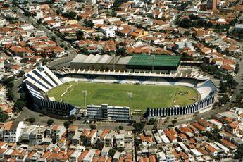 Foto de  Estádio Municipal Anacleto Campanella - São Caetano enviada por Ale em 04/12/2011