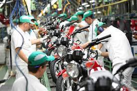 Foto de  Fábrica Moto Honda da Amazônia - Distrito Industrial enviada por Diego Bruno Barreto em 22/12/2014