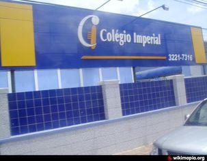 Foto de  Colégio Imperial enviada por Wilton Ribeiro Lima em