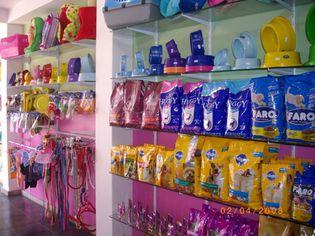 Foto de  Pet Shop Dog'Space Castelo enviada por Ana Gabriela Fernandes Santos em 15/02/2011