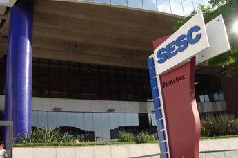 Foto de  Sesc Pinheiros enviada por Apontador em 10/03/2014