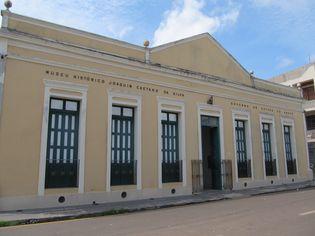 Foto de  Museu Histórico do Ampá Joaquim Caetano da Silva enviada por Santinho Santiago em