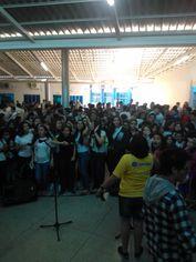 Foto de  Colégio Expovest - Jardim Planalto enviada por Sarah em