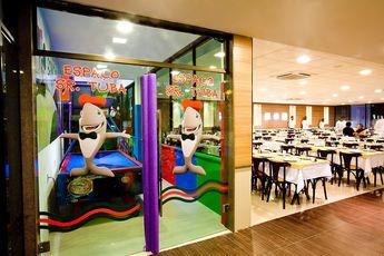 Foto de  Restaurante e Pizzaria  Atlântico - Ipsep enviada por Ivo Florentino Dos Santos Lira em 24/05/2012