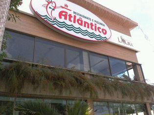 Foto de  Pizzaria Atlântico - Olinda enviada por Camila Natalo em 07/08/2014