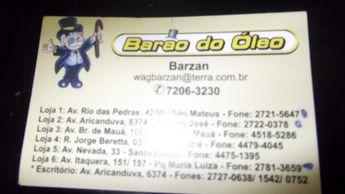 Foto de  Barão do Óleo enviada por Apontador em 13/09/2011