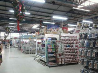 Foto de  Hipermercado Baronesa enviada por Paula Donegan em 18/12/2011