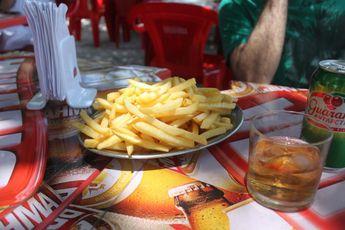 Foto de  Zeca Hora Bar enviada por Paula Donegan em 25/02/2012