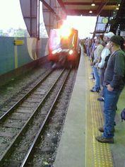 Foto de  Estação Santo Amaro enviada por Ricardo Abraã£O em 06/10/2012