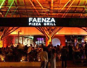 Foto de  Faenza Pizza & Grill - Copacabana enviada por Mariana Lucas em 03/10/2014