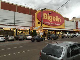 Foto de  Bigolin Ferrag Material de Construção enviada por Alvanter Morais em 16/05/2015