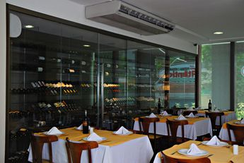 Foto de  Restaurante e Pizzaria Atlântico - Graças enviada por Ivo Florentino Dos Santos Lira em 24/05/2012