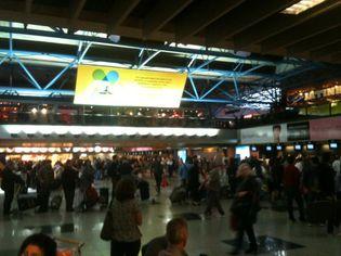 Foto de  Aeroporto Internacional de Curitiba - Afonso Pena enviada por Christo em 14/11/2011