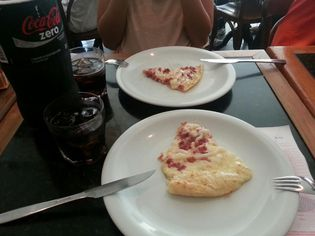 Foto de  Pizza e Grill - Tijuca enviada por Camila Natalo em 03/10/2014