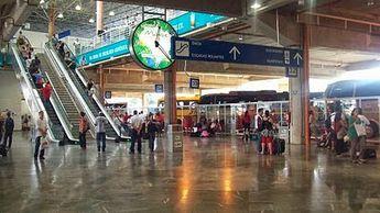 Foto de  Estação Rodoviária de Campinas enviada por Andressa Muniz Da Silva em 25/12/2014