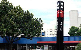 Foto de  Estação Pedro Ii enviada por Apontador em 22/04/2013