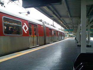 Foto de  Estação Morumbi enviada por Ricardo Martins em 16/03/2011