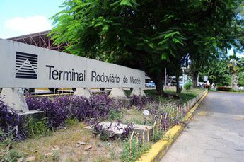 Foto de  Terminal Rodoviário de Maceió - Feitosa enviada por Thalita Rodrigues em 30/07/2014