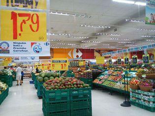Foto de  Carrefour - Santos enviada por Ricardo Martins em 17/10/2011