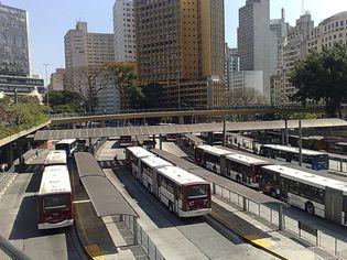 Foto de  Terminal Urbano - Bandeira enviada por Karina Brandao em