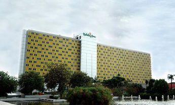 Foto de  Holiday Inn Parque Anhembi enviada por Cibelle Bertoni em 10/12/2012