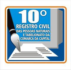Foto de  10º Registro Civil das Pessoas Naturais e Tabelionato da Comarca da Capital enviada por Nicole Patrício em