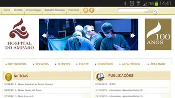 Foto de  Hospital do Amparo Feminino - Rio Comprido enviada por Paulo Bloise em