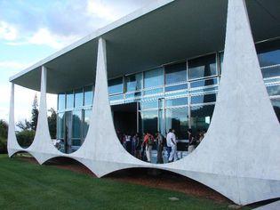 Foto de  Palácio da Alvorada enviada por Erivaldo Pereira em 15/07/2014