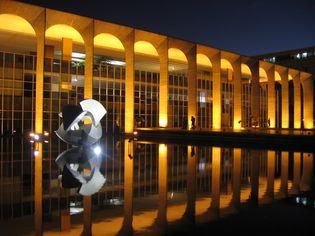 Foto de  Palácio Itamaraty (Dos Arcos) enviada por Apontador em