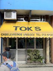 Foto de  Salão Tok`S Cabeleireiros enviada por Anderson Thees em